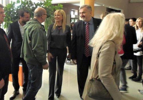 Tokom konferencije učesnici posetili i Veletržnicu Beograd